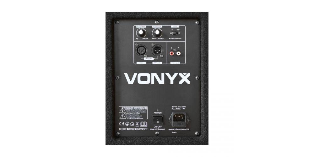 vonyx 170795 swa15 subwoofer activo 600w2