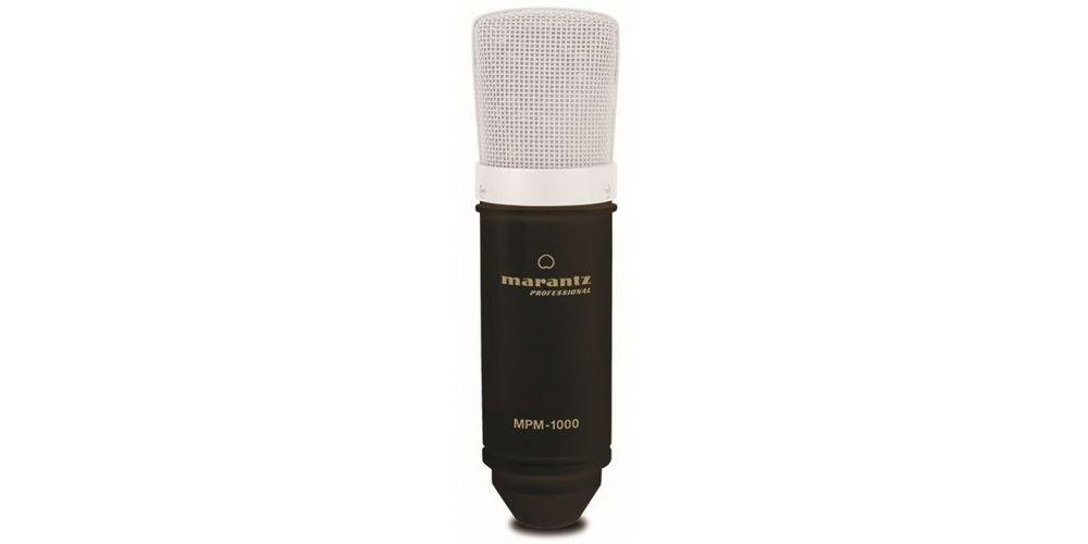 comprar microfono marantz MPM 1000