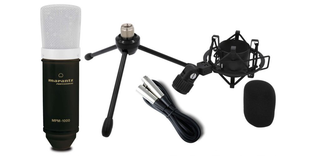 oferta microfono marantz MPM 1000