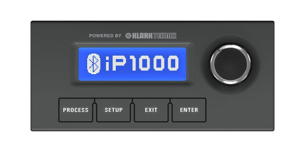 TURBOSOUND IP1000 DSP