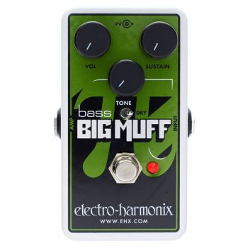 electro harmonix nano bass big muff 3