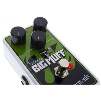 electro harmonix nano bass big muff 5
