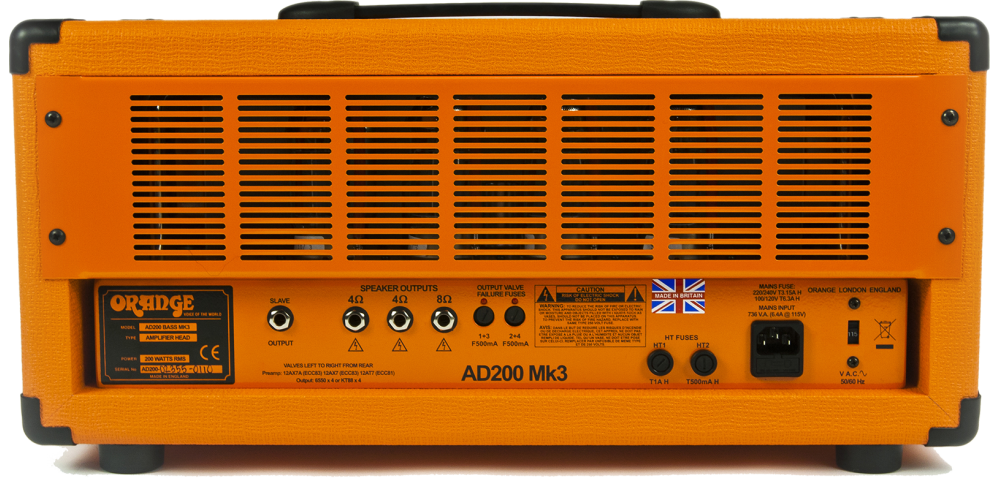 ad200b mk3 back