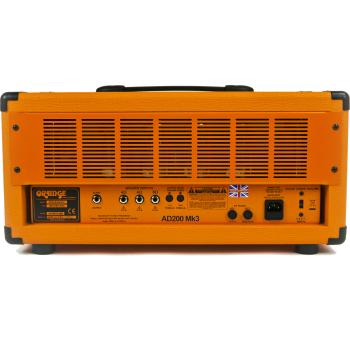 Orange CABEZAL AD200B MKIII