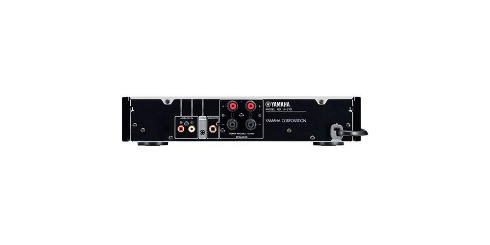Yamaha a 670 conexiones
