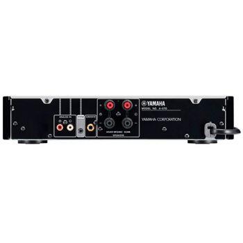 YAMAHA A670 BK  Negro Amplificador A-670