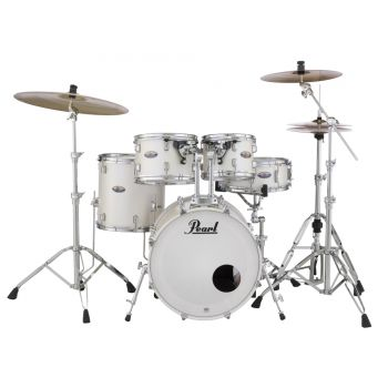 Pearl Decade Maple DMP905/C White Satin Pearl, Set Bateria