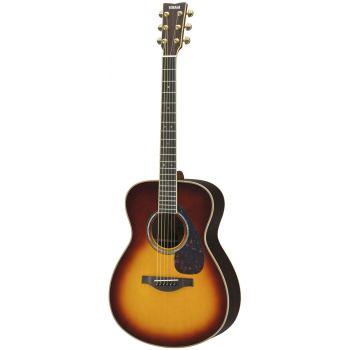 Yamaha LS16 BROWN SUNB Guitarra Acustica