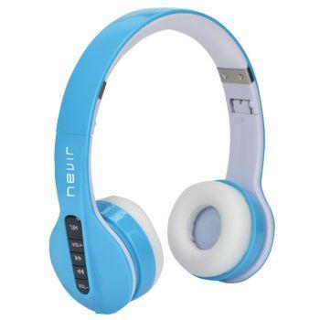 NEVIR 944BH Auriculares Bluetooth Azul