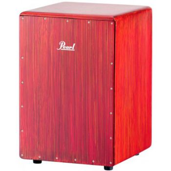 Pearl PCJ-633BB Cajon Boom Box Rojo