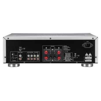 PIONEER SX-20W + Crystal 4.3