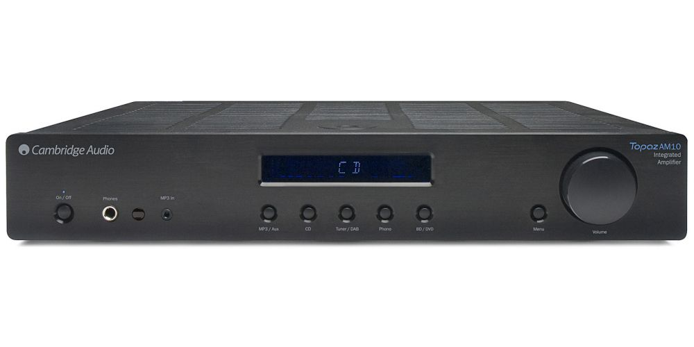 cambridge topaz am10 amplificador estereo