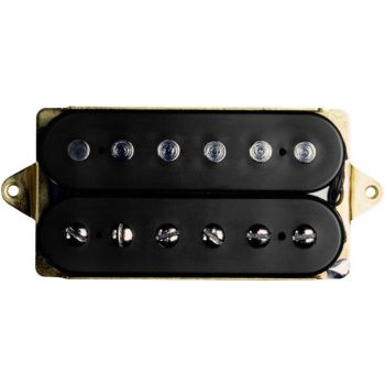 DiMarzio PAF Bridge F-Spaced negra - 36 Anniversario - DP223FBK