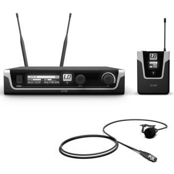LD Systems U518 BPL Sistema Inalámbrico con Petaca y Micrófono Lavalier