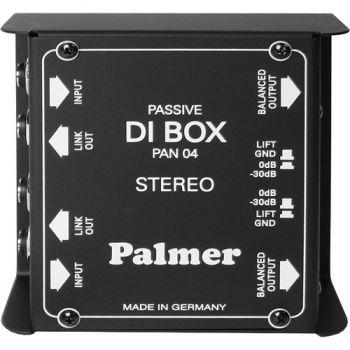 Palmer PAN04 Caja de inyección Pasiva