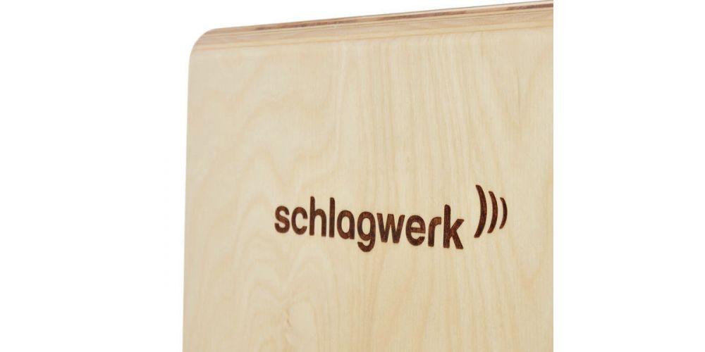 schlagwerk cp 400 logo