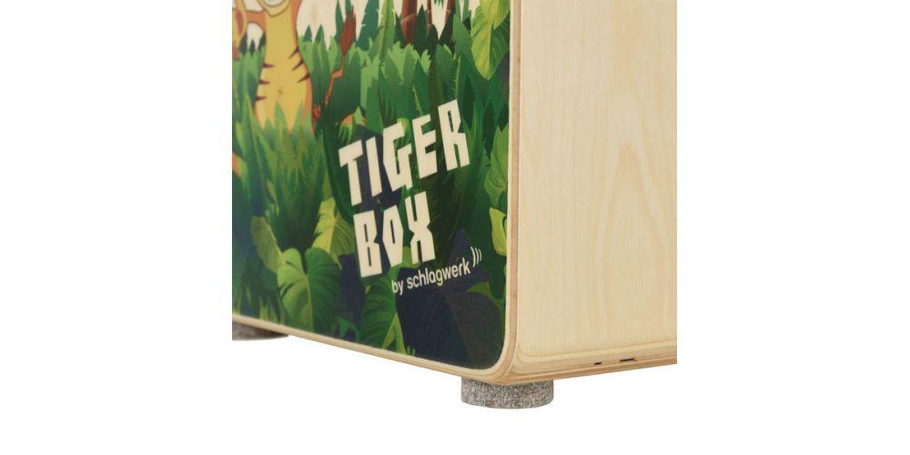schlagwerk cp 400 tiger