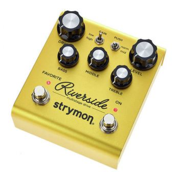 Strymon RIVERSIDE Pedal de efectos