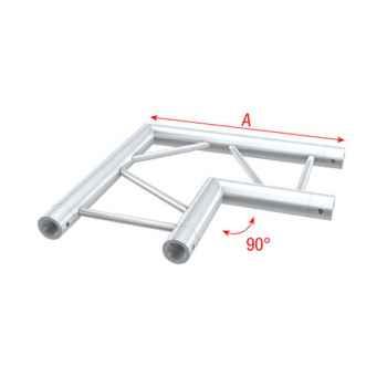 Showtec Corner 90 horizontal Esquina para Truss FS30003H