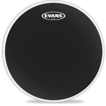 Evans 15 Genera Resonant Black Parche de Tom TT15RBG