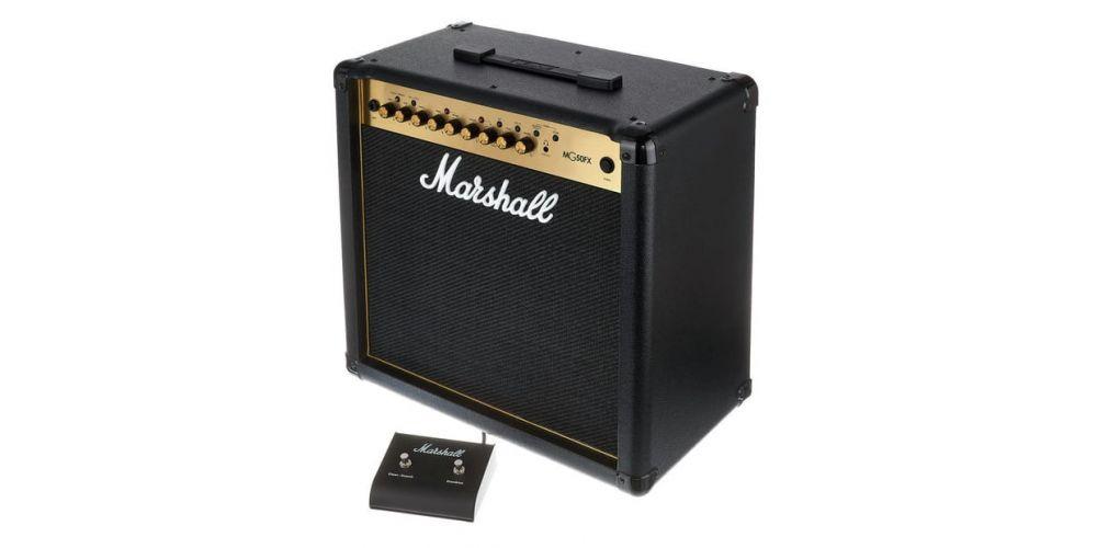 marshall mg50 gfx combo pedal