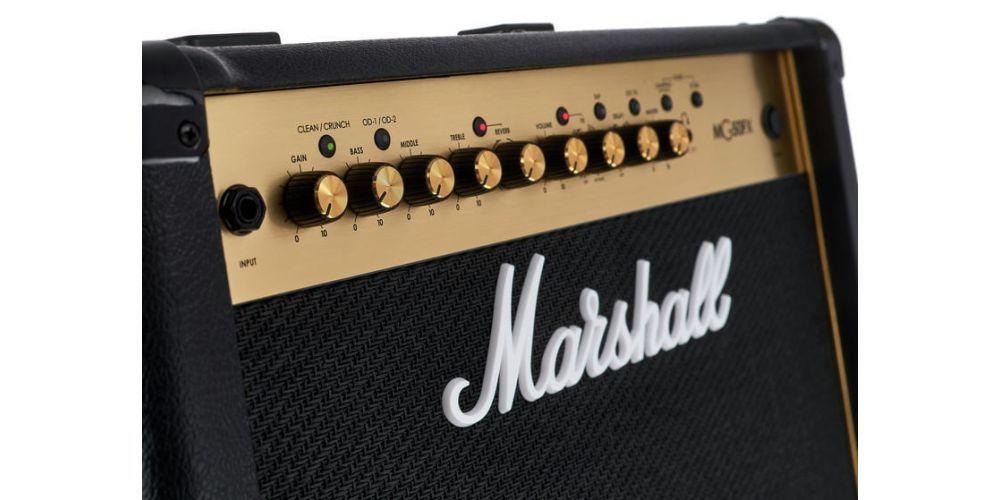 marshall mg50 gfx logo