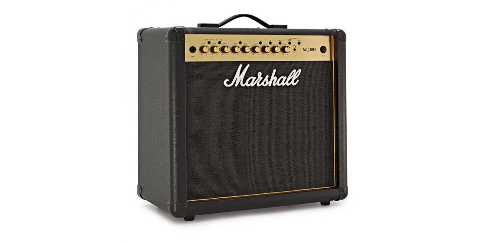 marshall mg50gfx combo amplificador