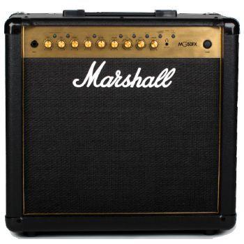 Marshall MG50GFX Combo 50 W. Efectos