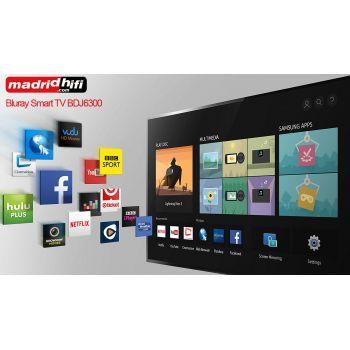 SAMSUNG BD-J6300 ZF Blu-ray Smart TV WiFi BDJ6300