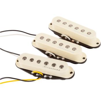 Fender Hot Noiseless Strat Pastillas (3)
