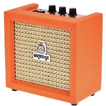 Orange Crush Mini Amplificador Combo Para Guitarra