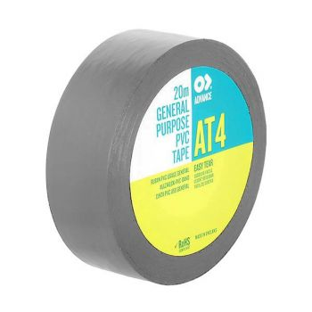 Antari PVC Tape AT4 Grey 19mm 20mtr 90671