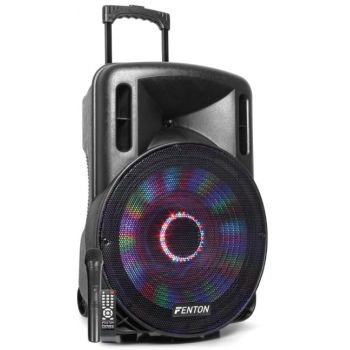Fenton FT-15 LED Altavoz Activo 15