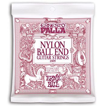 ERNIE BALL 2409 SET CUERDAS NYLON CON BOLA ERNESTO PALLA