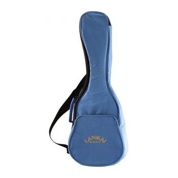 Lanikai UZ-0110 Funda Ukelele Tenor Azul UZ0110