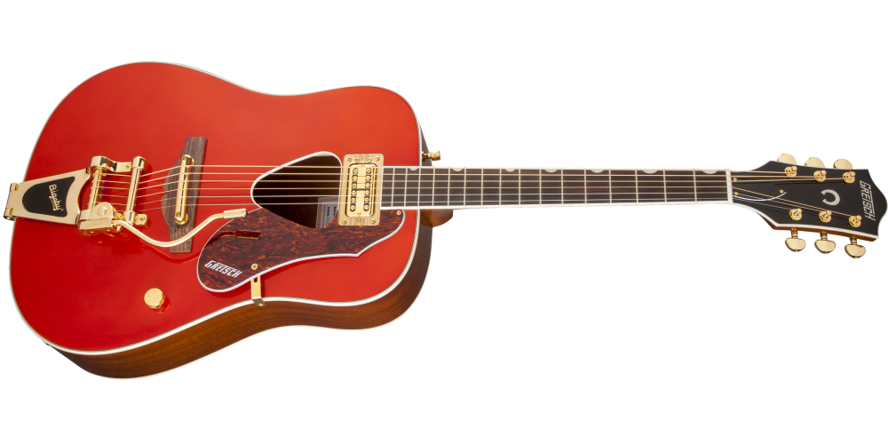 gretsch g5034tft rancher savannah sunset comprar
