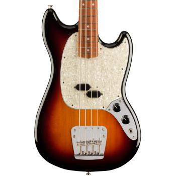 Fender Vintera 60s Mustang Bass PF 3 Color Sunburst