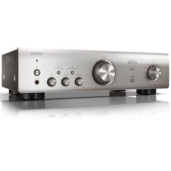 Denon PMA-600 AE  Silver Amplificador PMA600 NE Plateado