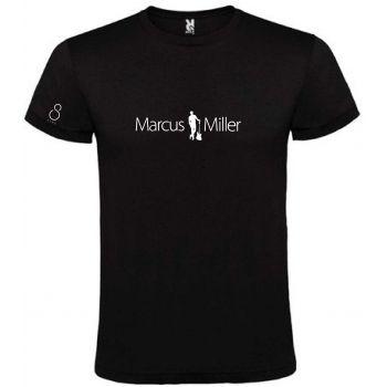 Marcus Miller CAMISETA Marcus Miller Talla S Camiseta Marcus Miller