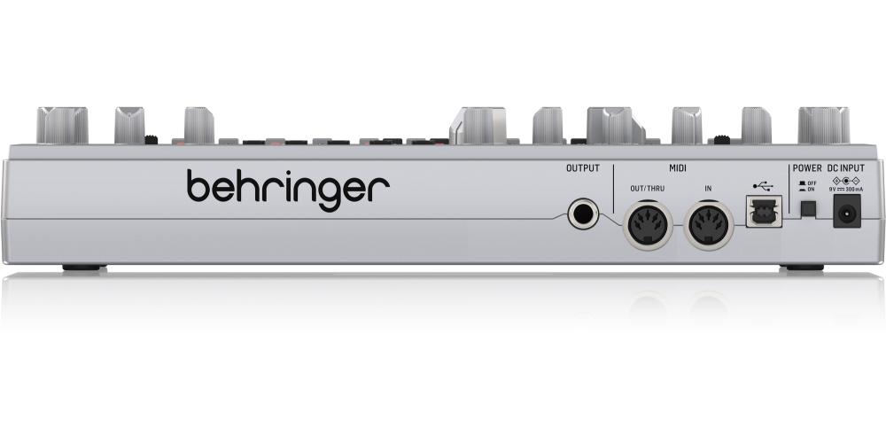 behringer TD 3 SR conexiones
