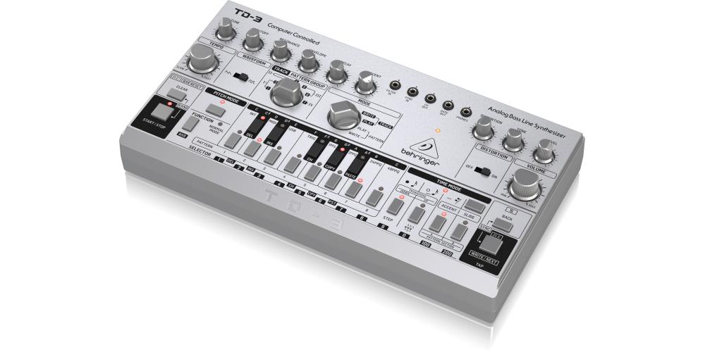 behringer TD 3 SR sintetizador