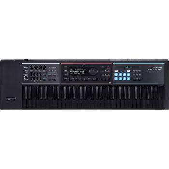 Roland Juno DS61B Sintetizador Black Edition