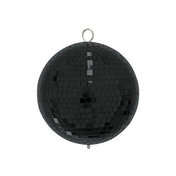 Eurolite Bola de Espejo 20cm Negro