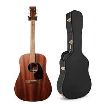 Martin D-15M Guitarra Acústica Mahogany con Estuche