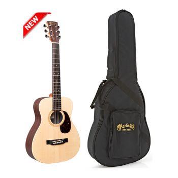 Martin LX1RE Guitarra Electroacústica con Funda