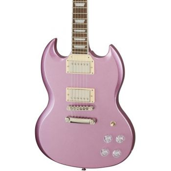 Epiphone SG Muse Purple Passion Metallic Guitarra Eléctrica
