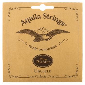 Aquila 4U Cuerdas Ukelele Soprano New Nylgut