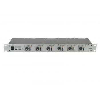 Omnitronic ZD-160 Distribuidor de Zonas