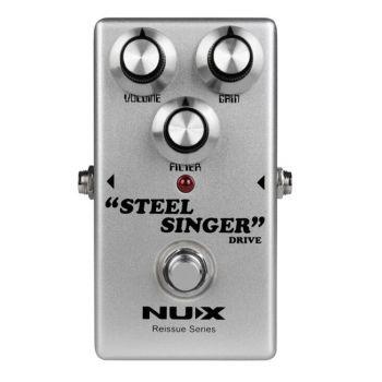 NUX Steel Singer Drive Pedal De Efectos