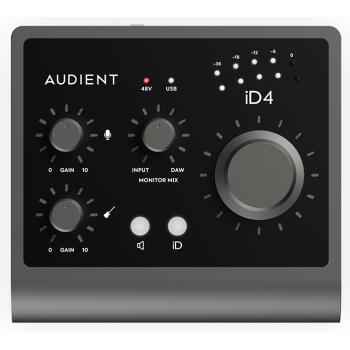 Audient ID4MK2 Interface de audio USB